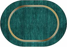 DEAR-JY Carpet,Oval Living Room Rug Bedroom