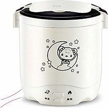 DEAR-JY Rice Cooker,1.2L Mini Portable