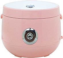 DEAR-JY Rice Cooker,2L Portable Multifunctional