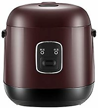 DEAR-JY Rice Cooker with Steamer,1.2L Portable