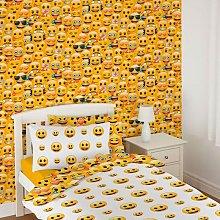 Debona - Emoji Official Yellow Wallpaper