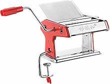 Decdeal Pasta Maker Machine Stainless Steel Roller