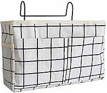 DecentGadget Bedside Hanging Storage Pocket Bed