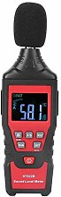 Decibel Meter, HT622B LCD Display Handheld Sound