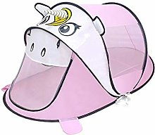 Deciniee Play Tent, Unicorn Kids Tent Pop Up Tent