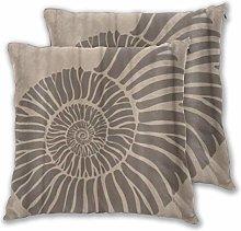 DECISAIYA Cushion Covers 55x55cm Pack of