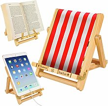 Deckchair Bookchair Book iPad Tablet eReader Stand
