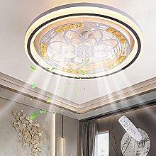 Deckenventilator leise mit Licht und fernbedienung