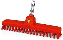 Decking Patio Brush Broom 35cm SB350M Garden Multi