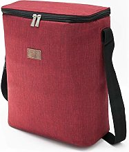 Decocasa Thermal Food Carrier, Portable Fridge,