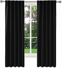 Deconovo Blackout Curtain Panels for Kids Bedroom