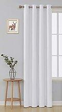 Deconovo Eyelet Curtain Thermal Insulating
