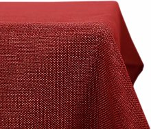 Deconovo Fabric Table Cloth Rectangle Water