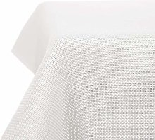 Deconovo Faux Linen Fabric Rectangle Table Cloth