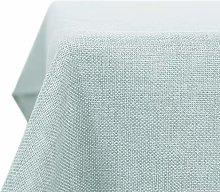 Deconovo Faux Linen Spill Resistant Square Table