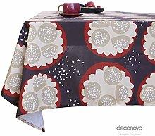 Deconovo Rectangular Table Cloth with Cookies