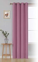 Deconovo Thermal Insulated Eyelet Blackout Curtain