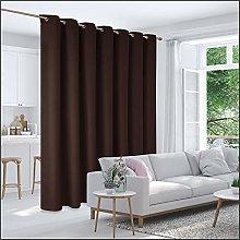 Deconovo Thermal Insulated Patio Door Curtain
