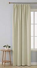 Deconovo Thermal Insulated Window Treatment Room
