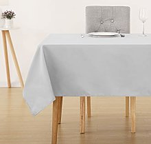 Deconovo Water Resistant Oxford Tablecloth
