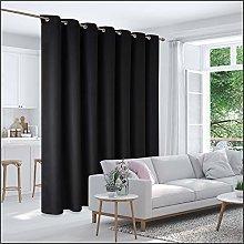 Deconovo Wide Blackout Curtain for Sliding Glass