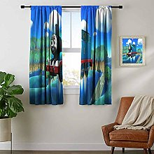 Decor Curtains Thomas The Tank Engine 04.Jpg