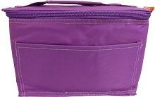 Decor Purple Cooler Bag