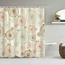 Decoration Shower Curtain,Thanksgiving,Christmas