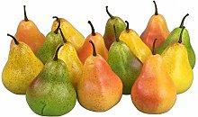 Decorative artificial fruit, artificial