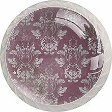Decorative Cabinet Wardrobe Furniture Door Round