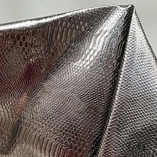Decorative Fabric Silver Dragon Shed Metal Patent