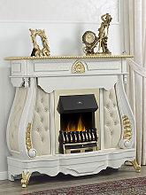 Decorative fireplace Billionaire Venetian Baroque