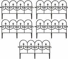 Decorative Garden Fence,Garden Border Fencing for