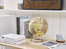 Decorative Globe Yellow 25 cm Modern with Magnets