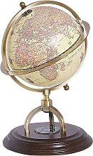 Decorative Home Décor Vintage Figure Globe World