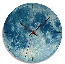 Decorative Large Silent Wall Clock with Roman