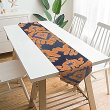 Decorative Table Runner Placemat Tribal IKAT