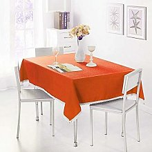 Decorative Tablecloth Imitation Linen Lace