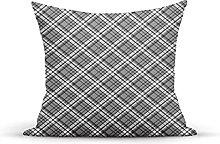 Decorative Throw Pillow Cover Case,Continuing