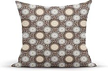 Decorative Throw Pillow Cover Case,Contrasting