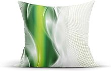 Decorative Throw Pillow Cover Case,Cool Floral