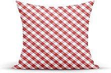 Decorative Throw Pillow Cover Case,Crosswise