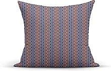 Decorative Throw Pillow Cover Case,Diagonal