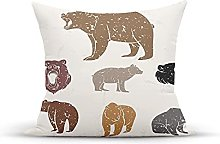 Decorative Throw Pillow Cover Case,Different s