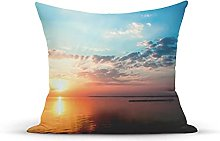 Decorative Throw Pillow Cover Case,Dramatic with