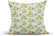 Decorative Throw Pillow Cover Case,Pattern with