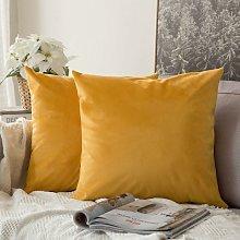 Decorative Velvet Cushion Cover Sofa Home Decor