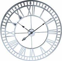 Decorative wall clock 80CM Large Wall Clock,Metal