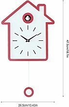 Decorative Wall Clock Simple Modern Cuckoo Clock