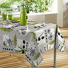 Decorline Tablecloth Oil Cloth 140X240 Photoprint